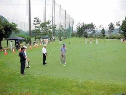 いよいよ今週は市川町ゴルフ祭り